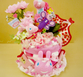 オリジナルベビーケーキ